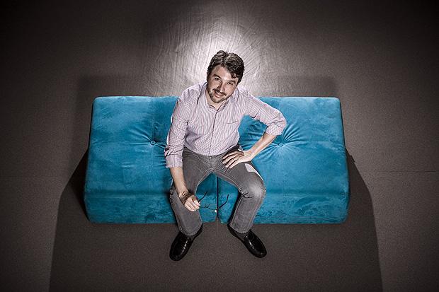 SAO PAULO - 12.01.2018 - MERCADO - Retrato do economista Sergio Lazzarini, professor do Insper. Faremos um ping com ele para uma pauta especial sobre privatizações. Foto: KEINY ANDRADE/FOLHAPRESS