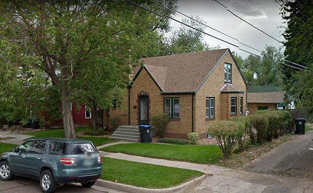A offshore do ex-primeiro-ministro da Ucrânia Pavlo Lazarenko, acusado de corrupção, tinha como endereço essa casa de tijolos à vista em Cheyenne, cidade de 65 mil habitantes no Estado americano de Wyoming -apontado como um paraíso fiscal por um estudo do Hudson Institute. A foto é de agosto de 2011.Crédito: Google Street View. DIREITOS RESERVADOS. NÃO PUBLICAR SEM AUTORIZAÇÃO DO DETENTOR DOS DIREITOS AUTORAIS E DE IMAGEM