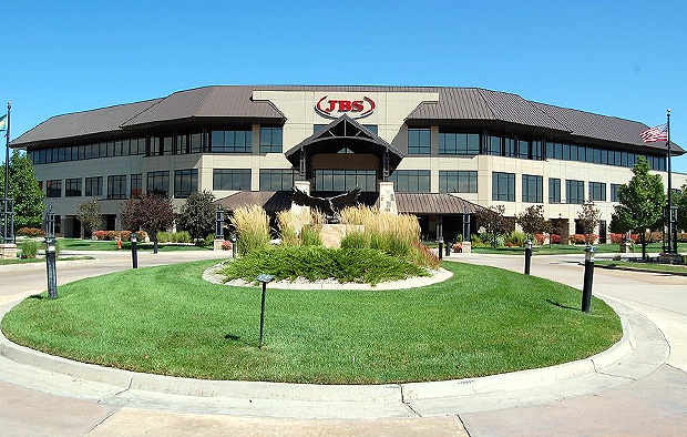 sede da JBS nos EUA em Greeley, ColoradoFoto:: divulgacao
