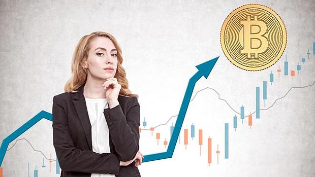 Estimativa é que mais de 95% dos investidores em bitcoins sejam homens