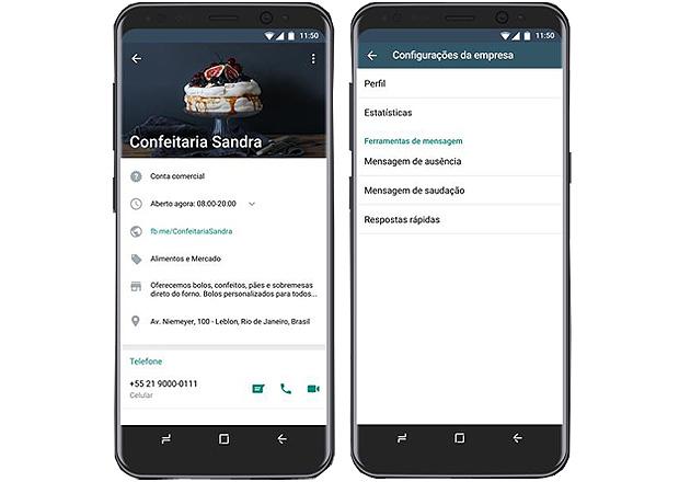 WhatsApp anuncia app para PMEs e chega ao Brasil em algumas semanas