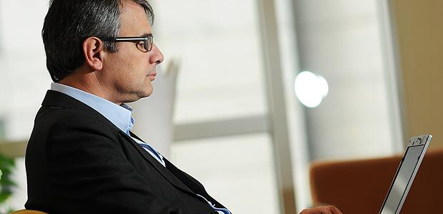 Claudio Raupp, presidente da HP Brasil