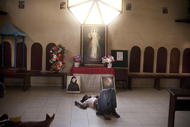 Enquanto a influência da igreja diminui em outras partes do mundo, cresce o número de católicos na África