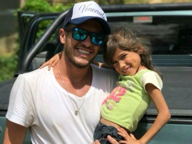O brasileiro Jonatan Moisés Diniz, 31, em foto na Venezuela; ele foi expulso do país no sábado (6)