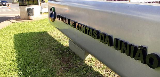 ORG XMIT: 265601_1.tif Fachada do TCU (Tribunal de Contas da União), em Brasília, DF. (Brasília, DF, 18.04.2009. Foto de Lula Marques/Folhapress)