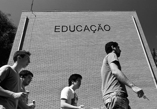 Campinas, SP, BRASIL, 17-08-2012 12h52: Caderno Especial RANKING UNIVERSITARIO. Fachada da Faculdade de Educacao da UNICAMP. ( Foto: Eduardo Knapp/Folhapress, ESPECIAIS ) ***Cadeerno Especial*** ORG XMIT: AGEN1208171807437082