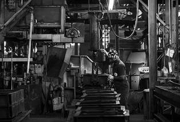 Produção industrial no Brasil