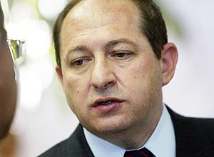 O diretor afastado do Dnit, Luiz Antonio Pagot, que entrou de férias após suspeitas de corrupção