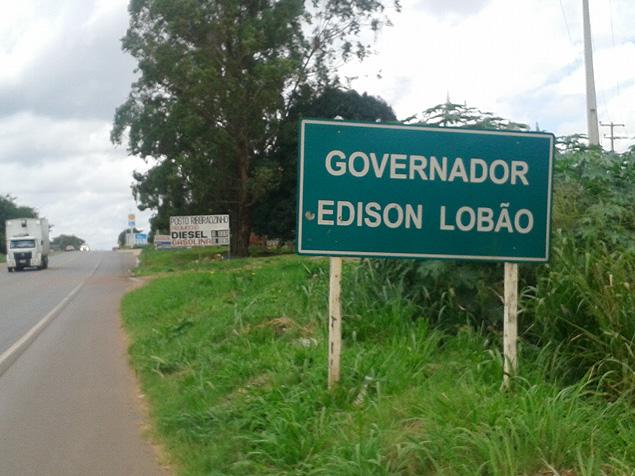 Município de Governador Edison Lobão, no interior do Maranhão