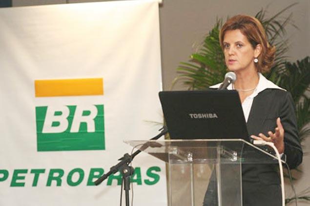 A ex-gerente da Petrobras Venina Velosa da Fonseca