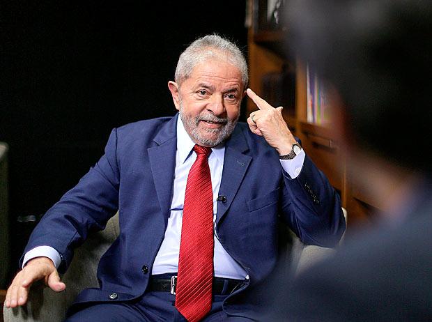 19/05/2016- Sao Paulo- SP, Brasil- Ex-presidente Lula durante entrevista a imprensa estrangeira- tv Telesur Foto: Ricardo Stuckert/ Instituto Lula ***DIREITOS RESERVADOS. NÃO PUBLICAR SEM AUTORIZAÇÃO DO DETENTOR DOS DIREITOS AUTORAIS E DE IMAGEM***
