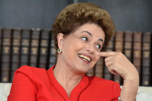 BRASILIA, DF, BRASIL,04/08/2016- Entrevista com a Presidente afastada Dilma Rousseff.