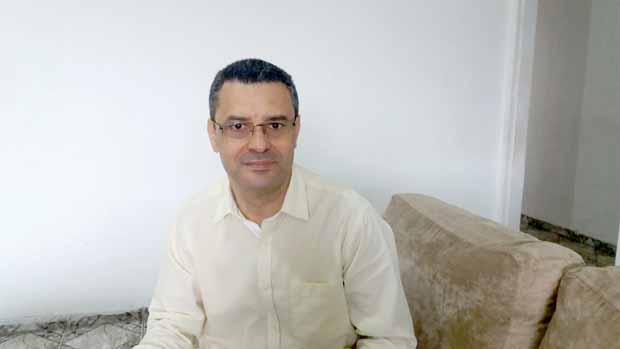 Alfredo Paulo Filho, ex-bispo da Igreja Universal do Reino de Deus que acusa Edir Macedo de lavar dinheiro. Foto: Marina Dias/Folhapress