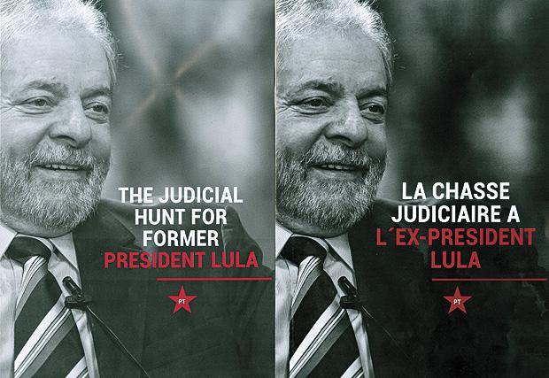 The judicial hunt for former president Lula --- La chaisse judiciaire a l'ex-president Lula