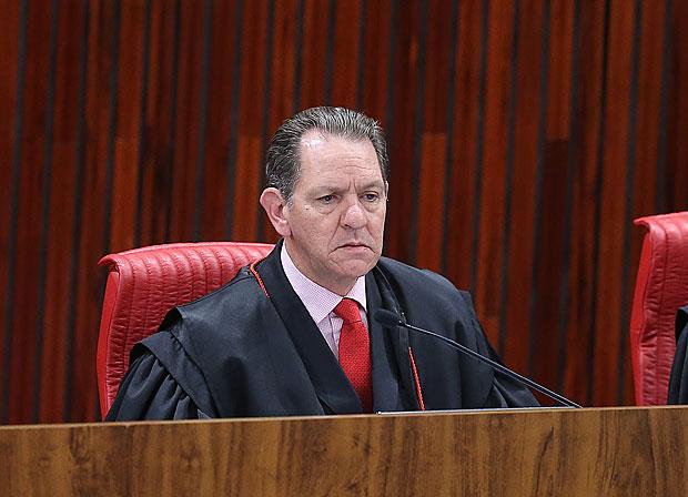 O corregedor João Otávio de Noronha, que analisa caso do prefeito afastado de Bacabal, José Vieira