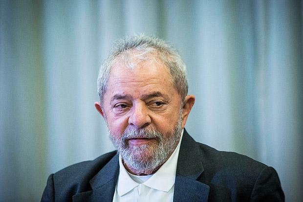 Sao Paulo, SP, BRASIL, 14-09-2016: Lula participa da reuniao do conselho politico do PT em sala no hotel Mercure no bairro ibirapuera em SP. (Foto: Eduardo Knapp/Folhapress, PODER).