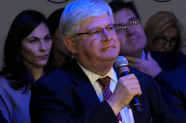 18/01/2017, Davos - World Economic Forum Seguir - Shaping the Future of Latin America. O procurador brasileiro Rodrigo Janot fala durante o Forum. (Foto: Reproducao/WEF) ***DIREITOS RESERVADOS. NÃO PUBLICAR SEM AUTORIZAÇÃO DO DETENTOR DOS DIREITOS AUTORAIS E DE IMAGEM***