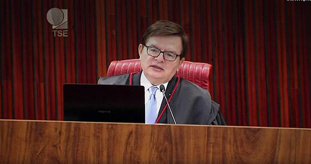 O relator, ministro Herman Benjamin