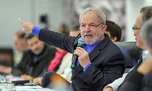15/08/2017- Sao Paulo- Lula participa do lancamento do Instituto Futuro Foto: Ricardo Stuckert ***DIREITOS RESERVADOS. NÃO PUBLICAR SEM AUTORIZAÇÃO DO DETENTOR DOS DIREITOS AUTORAIS E DE IMAGEM***