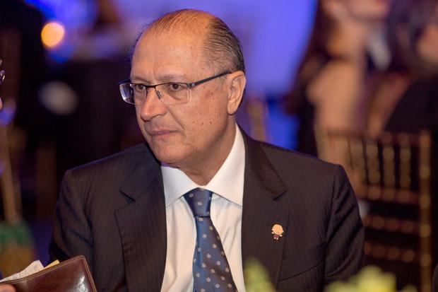 S‹o Paulo, 18/10/2017 - O governador Geraldo Alckmin no Jantar de Gala Beneficente do Instituto ITACI. Foto: Mastrangelo Reino/ Folhapress ****EXCLUSIVO MONICA BERGAMO*****