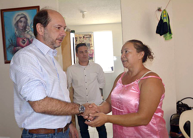 O prefeito de Sobral (CE), Ivo Gomes