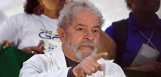 Ex-presidente Luiz Inácio Lula da Silva, que será julgado no dia 24, em Porto Alegre