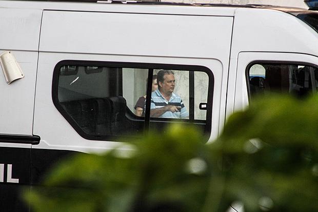 O irmão do ex governador do Rio, Anthony Garotinho, o ex vereador de Campos, Nelson Nahim (PSD), foi preso nesta sexta-feira (17), em Campos dos Goytacazes (RJ), acusado de envolvimento no caso ' Meninas de Guarus ', sobre exploração sexual infantil, descoberta em 2009, pela Polícia Civil. Carlos Grevi/ Futura Press DIREITOS RESERVADOS. NÃO PUBLICAR SEM AUTORIZAÇÃO DO DETENTOR DOS DIREITOS AUTORAIS E DE IMAGEM