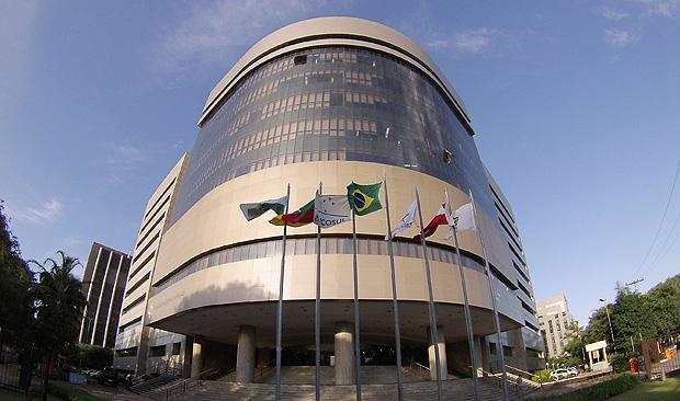 *** TRF-4*** Curitiba- PR- Brasil- Prédio-sede do TRF da 4ª Região, em Porto Alegre. Foto: Sylvio Sirangelo/TRF4 DIREITOS RESERVADOS. NÃO PUBLICAR SEM AUTORIZAÇÃO DO DETENTOR DOS DIREITOS AUTORAIS E DE IMAGEM