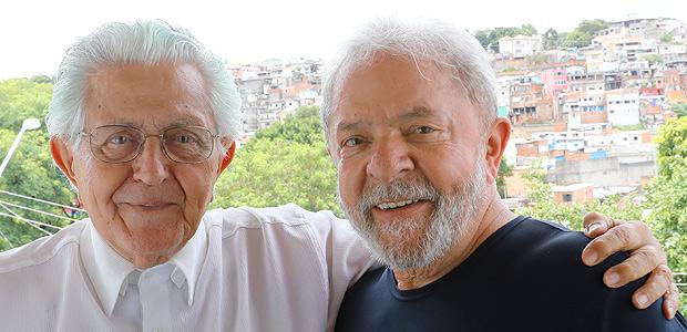 Visita de Lula a dom Angélico DIREITOS RESERVADOS. NÃO PUBLICAR SEM AUTORIZAÇÃO DO DETENTOR DOS DIREITOS AUTORAIS E DE IMAGEM