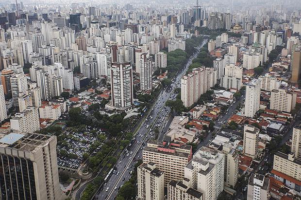 São Paulo rejeita adensamento que poderia deixá-la mais aprazível ...