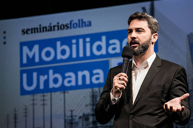 Daniel Mangabeira, diretor da Uber Brasil