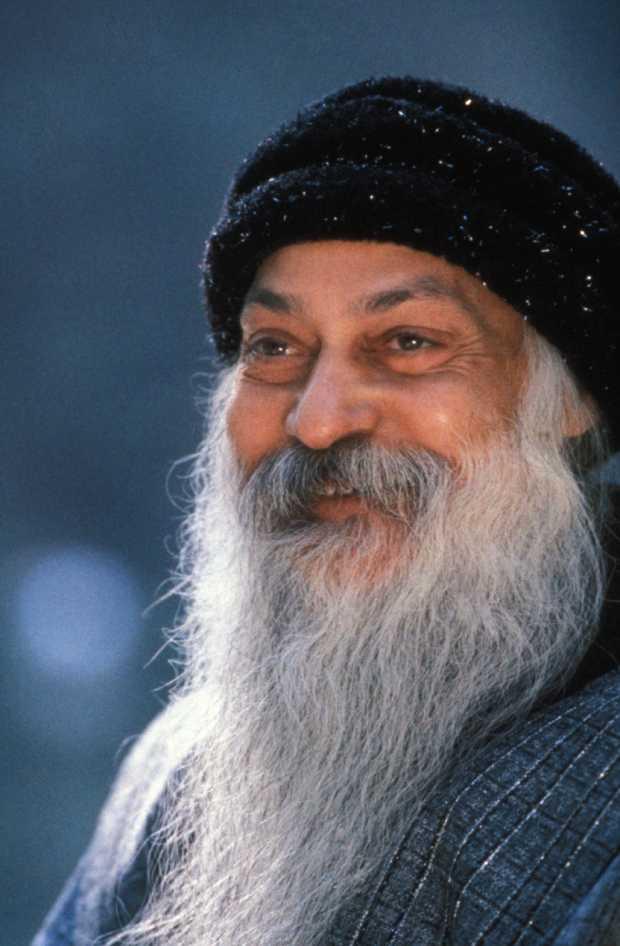Bhagwan Shree Rajneesh, ou Osho, líder espiritual que comprou rancho nos EUA nos anos 1980