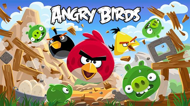 """Desenvolvedora finlandesa Rovio vai levar sua s�rie de games """"Angry Birds"""" para as salas de aula"""