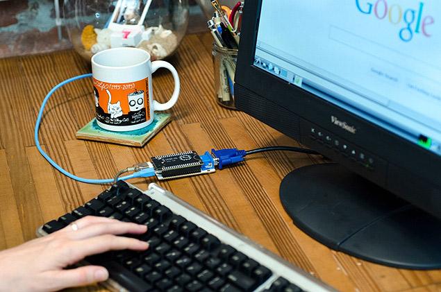 O C.H.I.P., computador de US$ 9 que fez sucesso no site Kickstarter