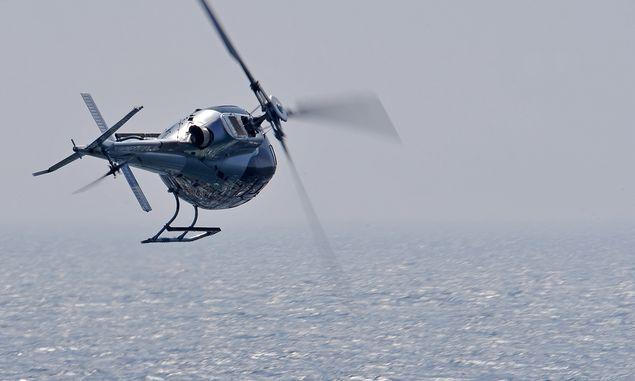 Helicóptero Airbus H125