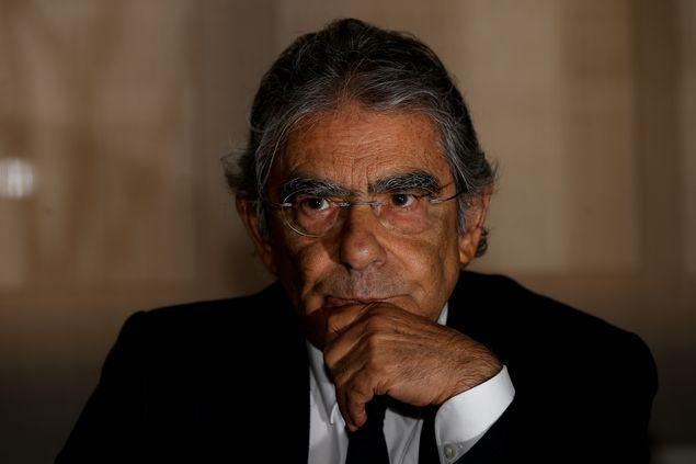 O ex-ministro do STF, Carlos Ayres Britto, concede entrevista para Folha sobre a crise do sistema carcerário.