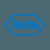 Logo do patrocínio Patrocínio Roche