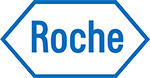 Logo do patrocínio Roche