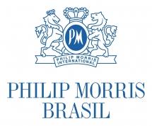 Logo do patrocínio Philip Morris Brasil