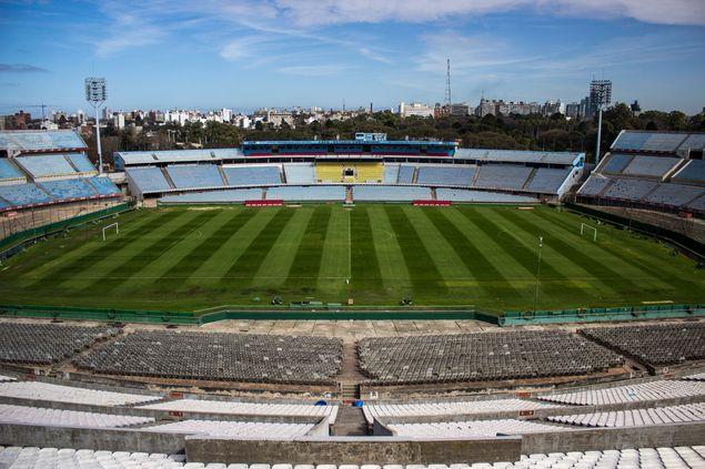 Resultado de imagem para folhapress estadio centenário montevidéu