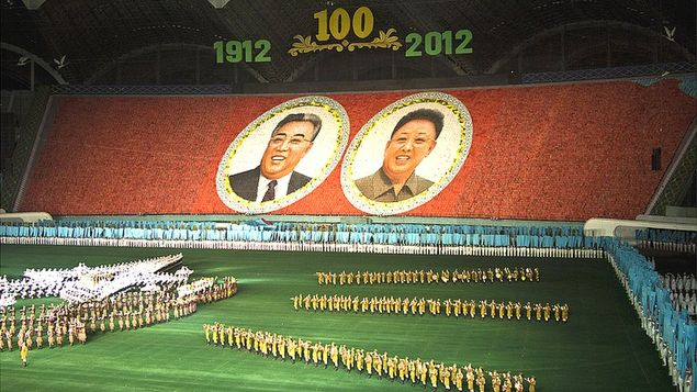 Com exceção de sul-coreanos, norte-americanos e jornalistas ocidentais, todos são muito bem-vindos