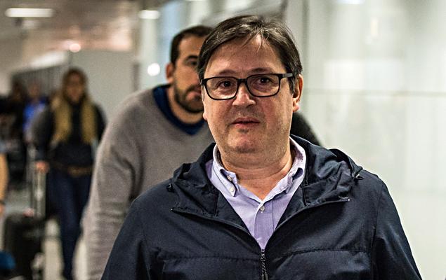 O ex-deputado federal Rodrigo Rocha Loures (MDB-PR), ex-assessor do presidente Michel Temer