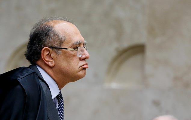 Resultado de imagem para Gilmar defende pedido de vista de Toffoli no julgamento do foro