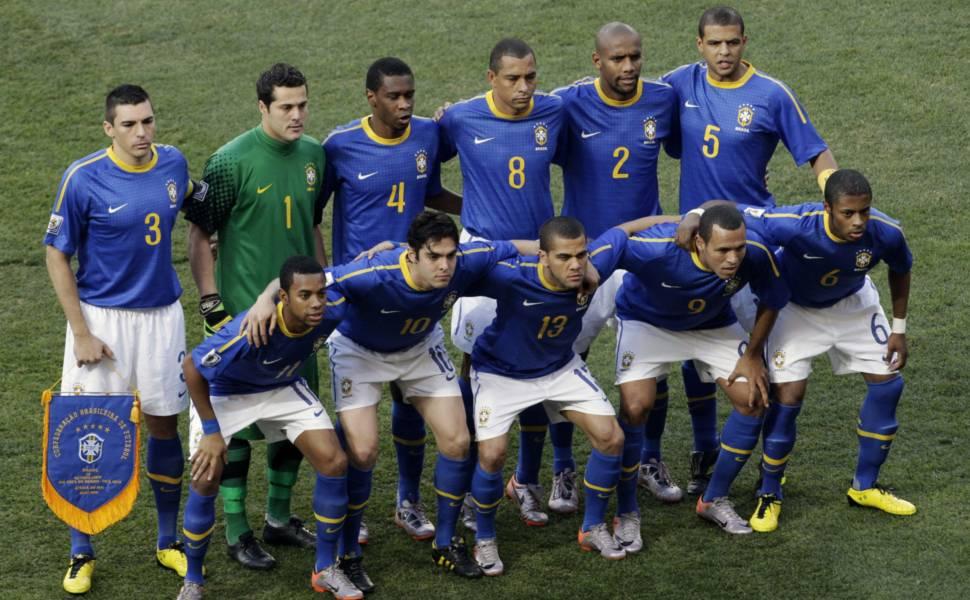 Brasil x Holanda