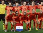 A Holanda vai toda de laranja para jogar contra os uruguaios