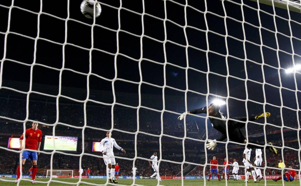 Todos os gols espanhóis