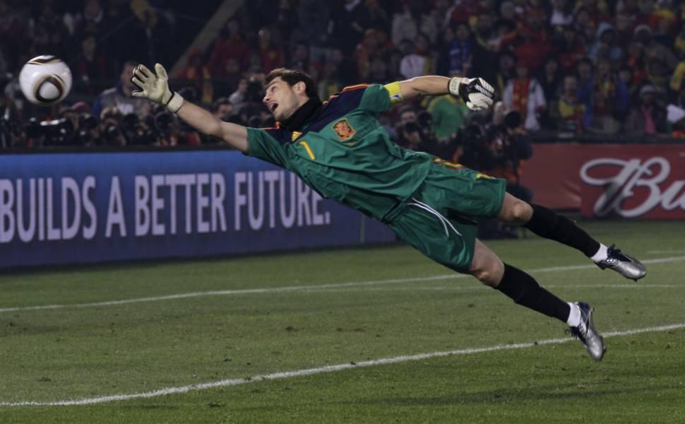 Campeão da Copa do Mundo de 2010