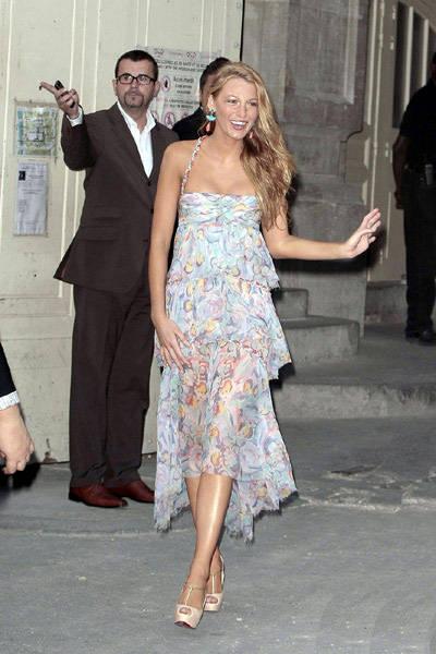 Looks que Serena (Blake Lively) vai usar na quarta temporada de 'Gossip Girl'