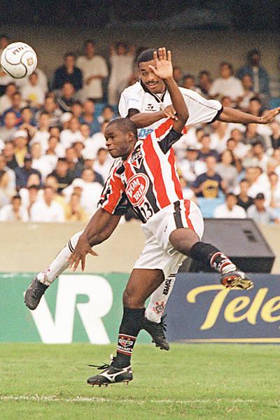 Histórico do clássico São Paulo x Corinthians