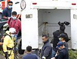 Equipes de resgate continuam com as buscas de corpos em Pachuca, no México; polícia suspeita de acerto de contas com crime organizado